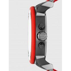 DIESEL DZ7370 Mr. Daddy 2.0 red metal watch, 55 mm