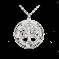 Pendant Tree Pedigree Handmade jewelry for a lifetime