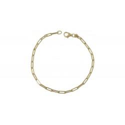 Gold bracelet K14 ΒΡ7003