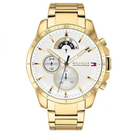 Tommy Hilfiger 1791538 gold tone multi surprise gift box silver jewel 29e