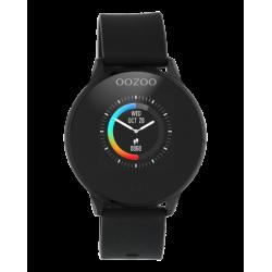 OOZOO Smartwatch Black Stainless Bracelet Q00119 K SURPICE BOX 19E