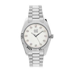 City link ZE / 499-SI women's watches with white zircon on the dial AND SURPRISE BOX
