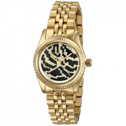 Michael Kors LEXINGTON MK3300 GOLD PLATED WITH SURPRICE BOX VALUE 25E K FREE SHIPPING
